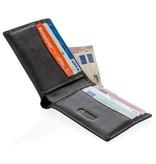 RFID Relatiegeschenk  bedrukken RFID anti-skimming portemonnee P820.41