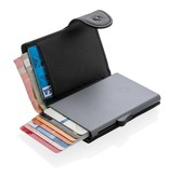C-Secure RFID kaarthouder & portemonnee met muntvakje P820.61