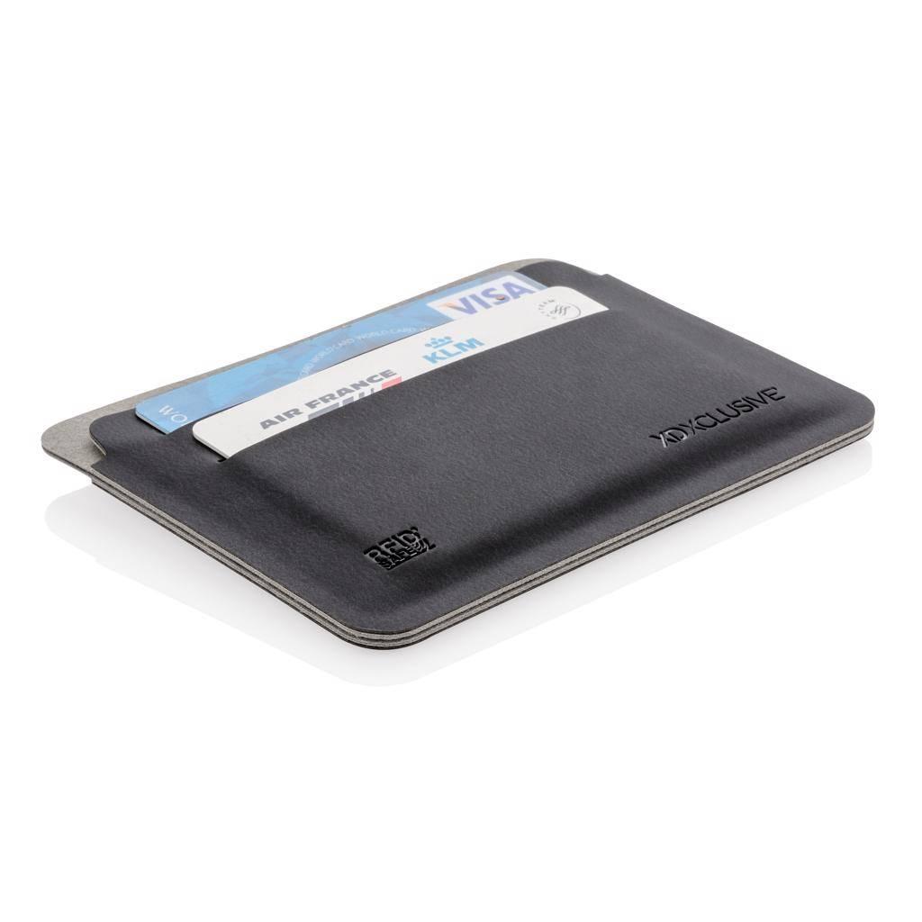 RFID Relatiegeschenk  bedrukken Quebec RFID kaarthouder P820.67