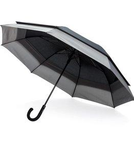 """Stormparaplu bedrukken Swiss Peak 23"""" tot 27"""" uitschuifbare paraplu P850.18"""