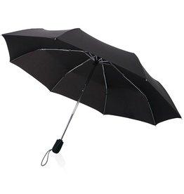 "Opvouwbare paraplu bedrukken Traveler 21"" automatische paraplu P850.37"