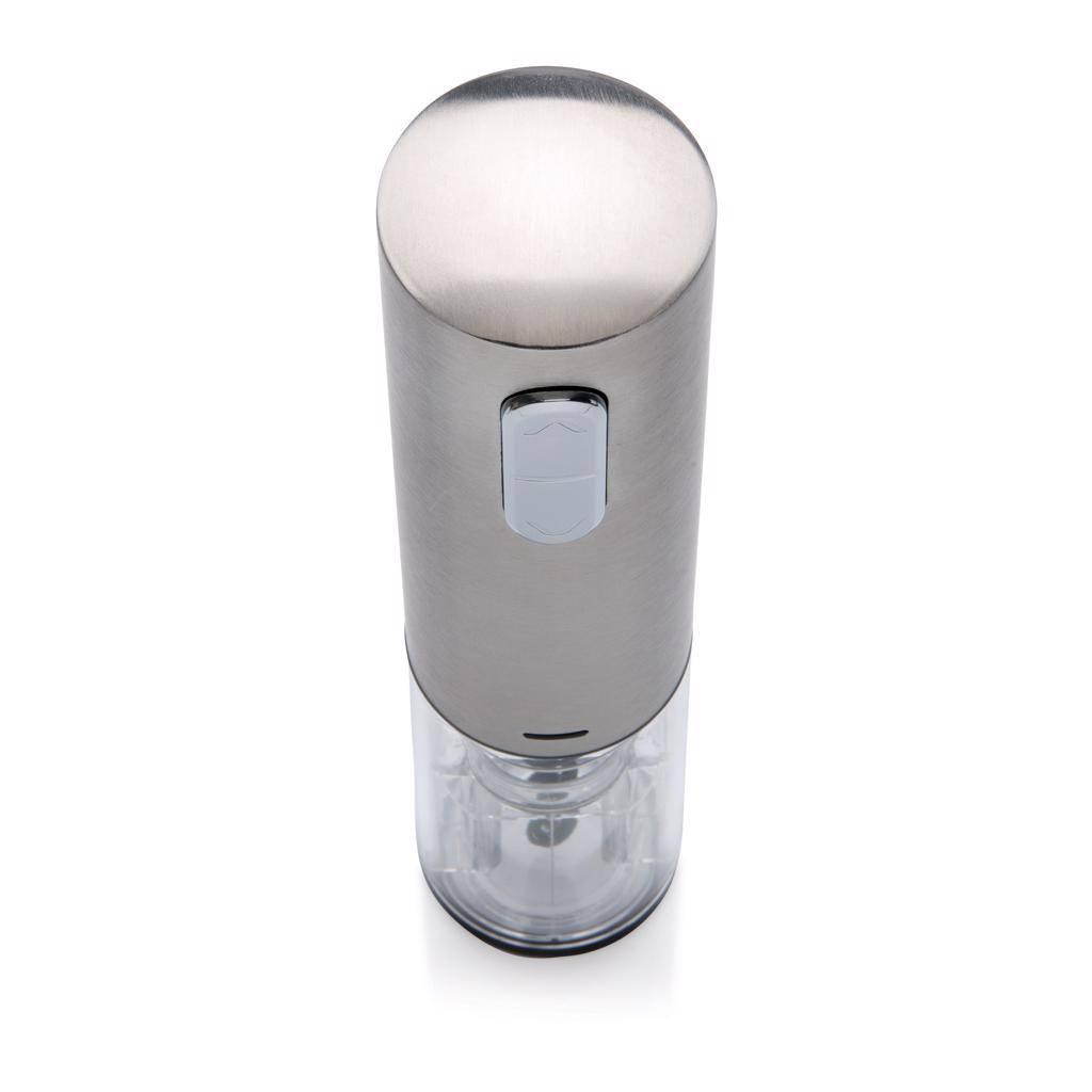 Openers & Kurkentrekkers bedrukken Electronische kurkentrekker - herlaadbaar via USB P911.39