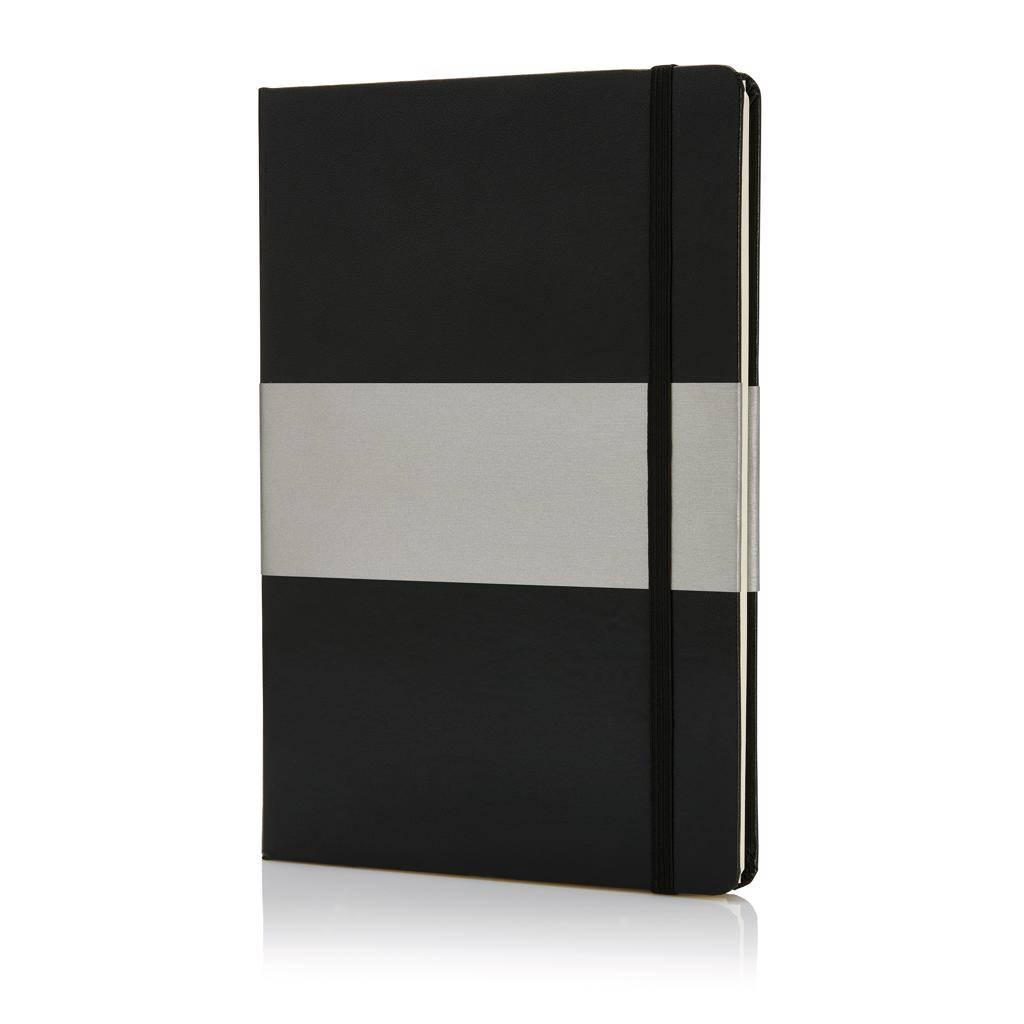 Notitieboekjes bedrukken Deluxe hardcover A5 notitieboek P773.53