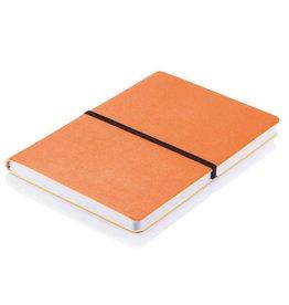 Notitieboekjes relatiegeschenk Notitieboek deluxe softcover a5