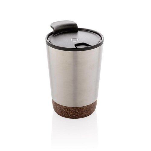 Thermo mok bedrukken Kurk koffiebeker P432.77