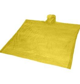 Regen- windjassen bedrukken Ziva wegwerp regenponcho met opbergtasje
