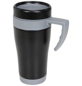 Thermo mok bedrukken Cayo 400 ml geïsoleerde mok