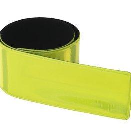 Veiligheidsgeschenk bedrukken Hitz neon safety slap wrap
