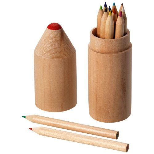 Kleurpotlood bedrukken 12 Delige potlodenset 10602100