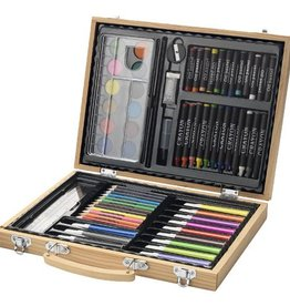 Kleurpotlood relatiegeschenk Kleurset 67 delig