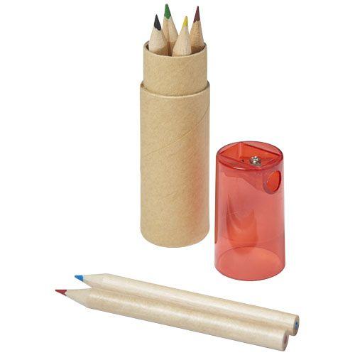 Vul- en potloden 7 Delig potlodenset 10622000