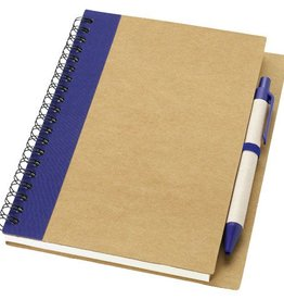 Notitieboekje bedrukken Priestly A5 -formaat notitieboek met pen
