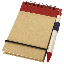 Notitieboekjes bedrukken Notitieboek zuse met pen