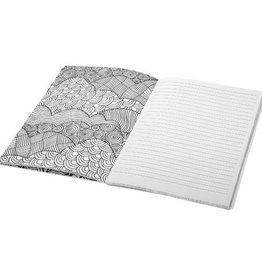 Notitieboekjes bedrukken Doodle kleurentherapie notitieboek