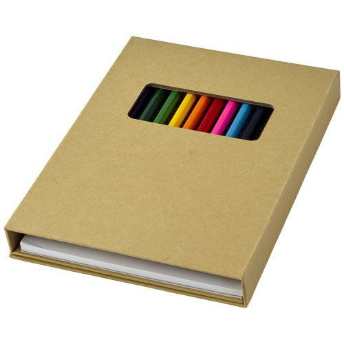 Kleurpotlood bedrukken Pablo kleur set 10706400