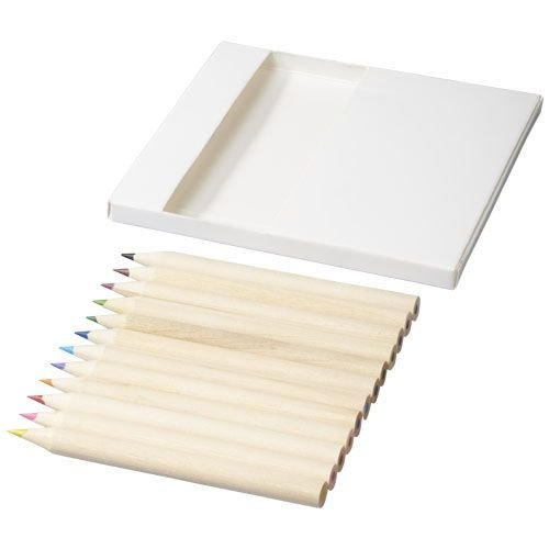 Kleurpotlood bedrukken 22-delige doodle kleurset 10706500