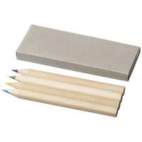Vul- en potloden bedrukken Tullik 4 delige potloden set 10706600