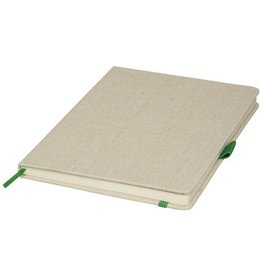Notitieboekjes bedrukken als relatiegeschenk Canvas notitieboek luna A5