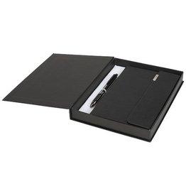 Pennensets relatiegeschenk Tactical notitieboek en pen cadeauset