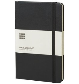 Moleskine Notitieboekjes Moleskine Classic Hard Cover Medium gelinieerd
