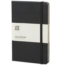 Notitieboekjes bedrukken Moleskine Classic Hard Cover Medium gelinieerd