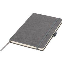 Notitieboekjes bedrukken A5 Suède notitieboek