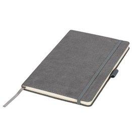 Notitieboekjes relatiegeschenk A5 suède notitieboek