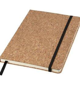 Notitieboekjes relatiegeschenk Napa A5 kurken notitieboek