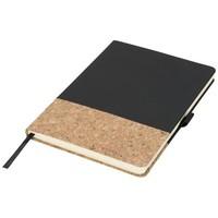 Notitieboekjes relatiegeschenk Notitieboek A5 kurk Evora