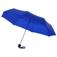 Opvouwbare paraplu relatiegeschenk Ida 21.5'' opvouwbare paraplu