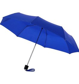 Opvouwbare paraplu bedrukken Ida 21.5'' 3 sectie opvouwbare paraplu