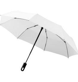 "Opvouwbare paraplu bedrukken Traveler 21.5"" 3 sectie automatische paraplu"