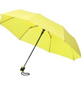 Paraplu bedrukken Wali 21'' 3 sectie automatische paraplu