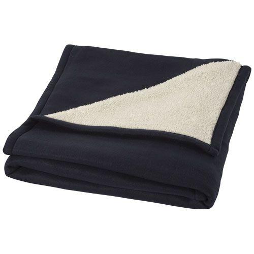 Fleece dekens Springwood soft fleece en sherpa plaid deken 11280900