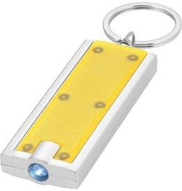 Sleutelhangers bedrukken Castor zaklamp met sleutelhanger