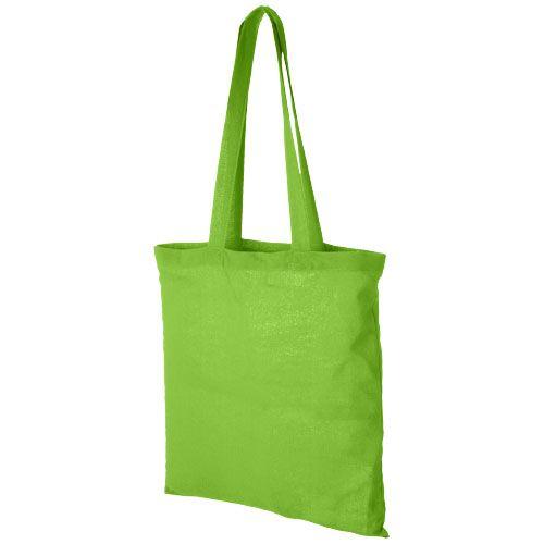 Boodschappentassen bedrukken Carolina 100 g/m² katoenen draagtas 11941100
