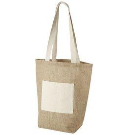 Boodschappentassen bedrukken Calcutta jute tas
