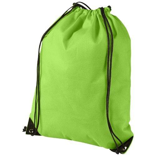 Rugzakken bedrukken Evergreen non woven premium rugzak 11961900