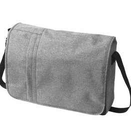 "Laptoptassen bedrukken 15,6"" laptop tas in heather design"