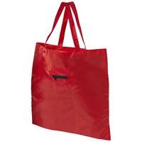 Opvouwbare boodschappentas bedrukken Takeaway opvouwbare polyester draagtas 12027200