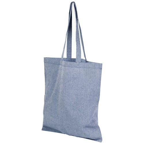 Boodschappentassen bedrukken Pheebs 180 g/m² recycled katoenen draagtas 12041000
