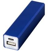 Powerbank bedrukken Volt aluminium powerbank 2200mAh 12349200