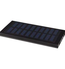Powerbank bedrukken Stellar zonne energie powerbank 8000 mAh