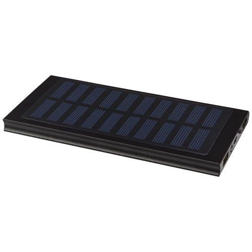 Powerbank bedrukken Stellar zonne energie powerbank 8000 mAh 12368800