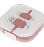 Smartphone accessoires bedrukken Color Pop oplaadkabel 12393800