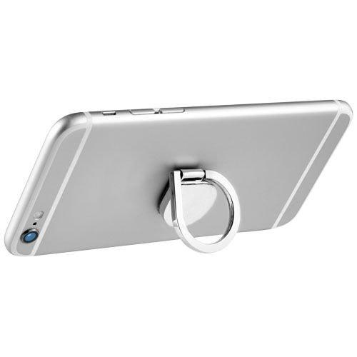 Smartphone accessoires relatiegeschenk Aluminium ringhouder voor telefoon