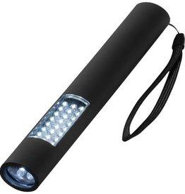 Zaklampen relatiegeschenk STAC magnetische zaklantaarn met 28 LEDs
