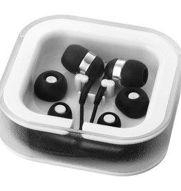 Oordopjes bedrukken Sargas oordopjes met microfoon