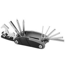 Tools relatiegeschenk STAC multifunctionele gereedschapsset met 16 functies