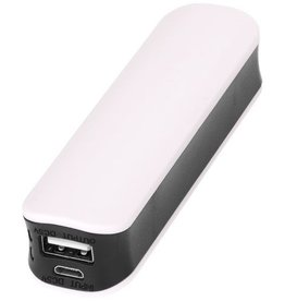 Powerbank bedrukken Edge powerbank 2000 mAh